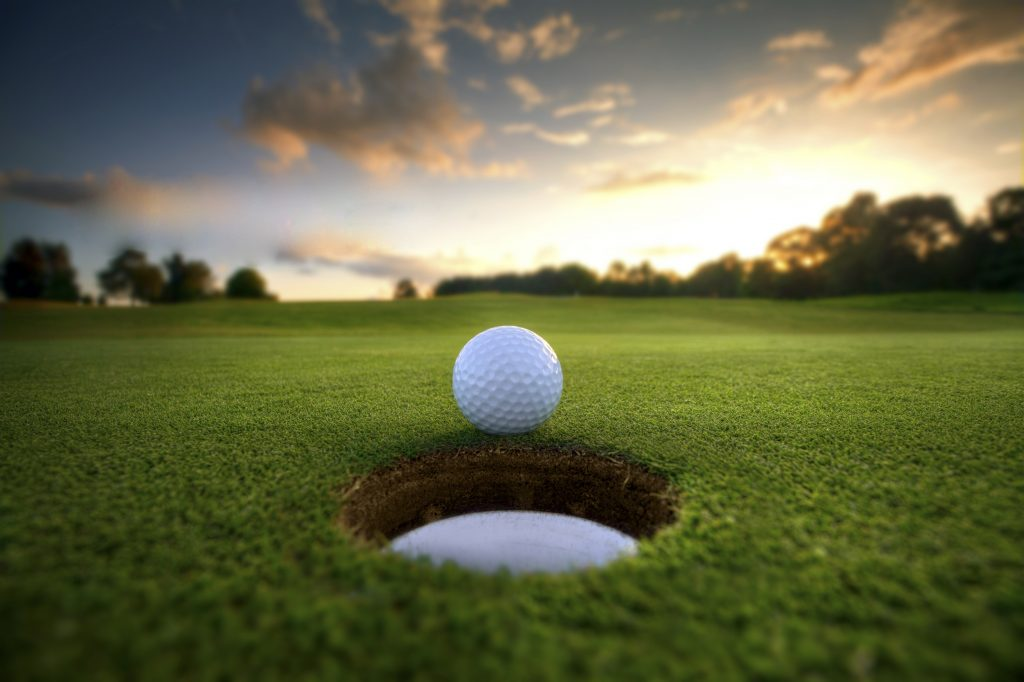 Hypnosis to improve your golf game
